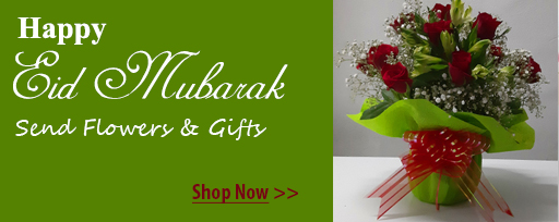 Send flowers and gifts for Eid